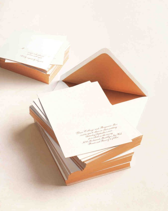 wedding-invitations-675x844 10 Outdated Wedding Trends to Avoid in 2019