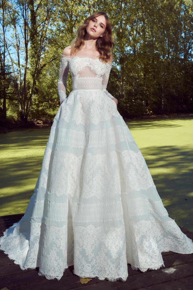 zuhair-murad-fall-2019-bridal-675x1013 150+ Bridal Fashion Trends and Ideas for Fall/winter 2019