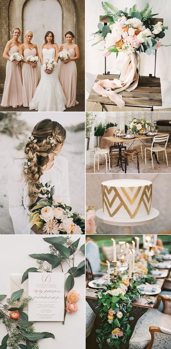 590f81bf03420b5d325ea17690098575 Trend Forecasting: Top 15 Expected Wedding Color Ideas for 2019