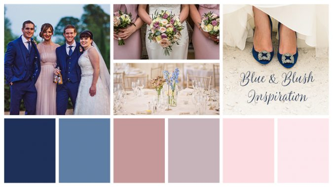 Blue-Blush-675x380 Trend Forecasting: Top 15 Expected Wedding Color Ideas for 2019
