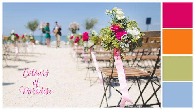 Colours-of-Paradise-675x380 Trend Forecasting: Top 15 Expected Wedding Color Ideas for 2019