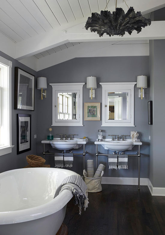 Gray-Walls 15+ Outdated Home Decorating Trends Coming Back in 2020