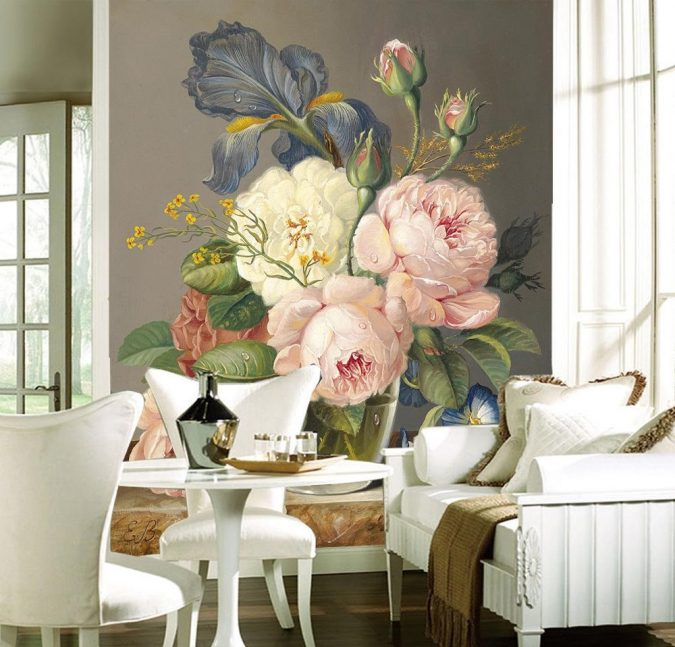 Large-Floral-Patterns-1-675x647 15+ Outdated Home Decorating Trends Coming Back in 2021