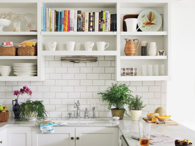 Open-Shelving-675x506 15 Outdated Home Decorating Trends Coming Back in 2019