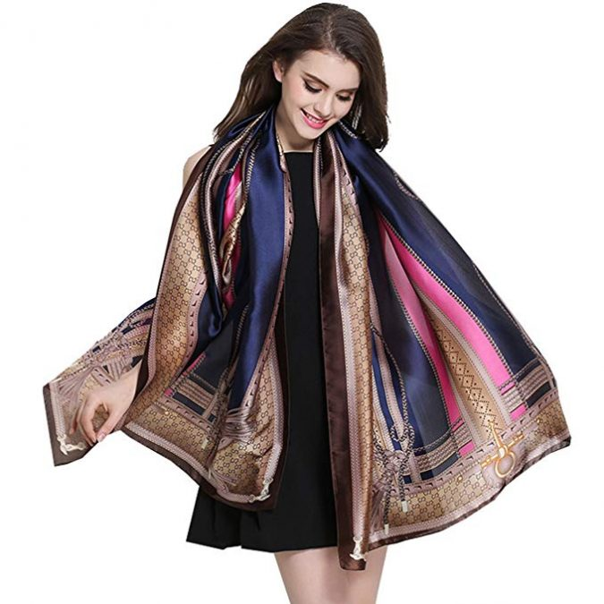 Silk-Scarves-675x675 5 Tips to Wearing Last Year's Summer Clothes This Winter