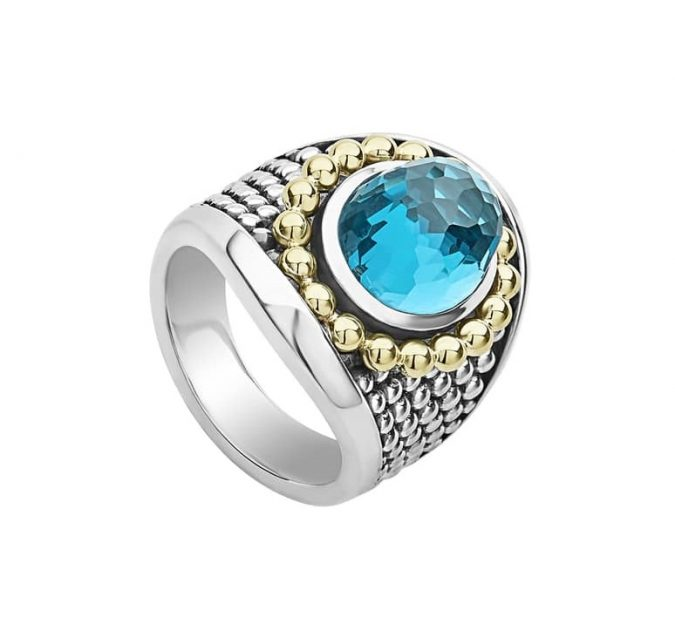 Sterling-silver-ring-lagos-5-675x624 60+ Stellar Sterling Silver Rings for Women
