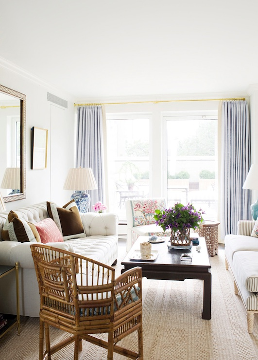 Wicker-Accents-1 15 Outdated Home Decorating Trends Coming Back in 2019