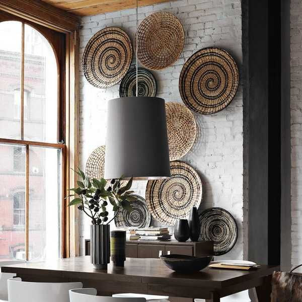 Wicker-Accents-2 15+ Outdated Home Decorating Trends Coming Back in 2020