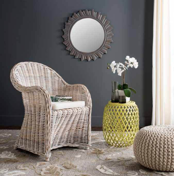 Wicker-Accents-675x682 15+ Outdated Home Decorating Trends Coming Back in 2021