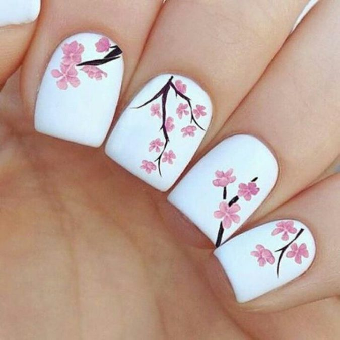 asian-inspired-nail-art-2-675x675 60+ Most Fabulous Winter Nail Design Ideas This Year