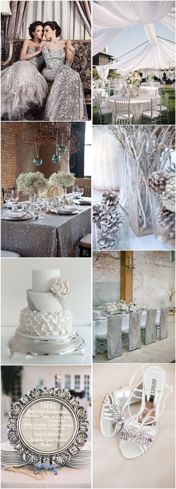 b7dfba59c8a6fda8120bb4db7d417986 Trend Forecasting: Top 15 Expected Wedding Color Ideas for 2019
