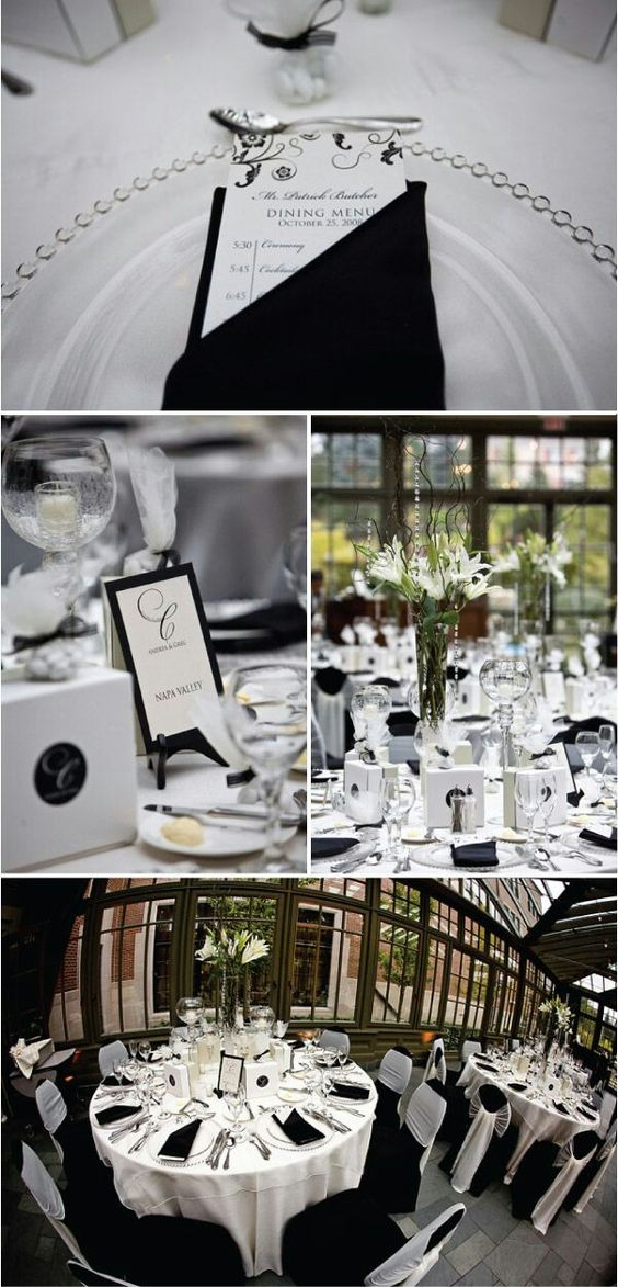 black-2 Trend Forecasting: Top 15 Expected Wedding Color Ideas for 2019
