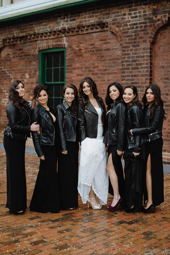 black. Trend Forecasting: Top 15 Expected Wedding Color Ideas for 2021