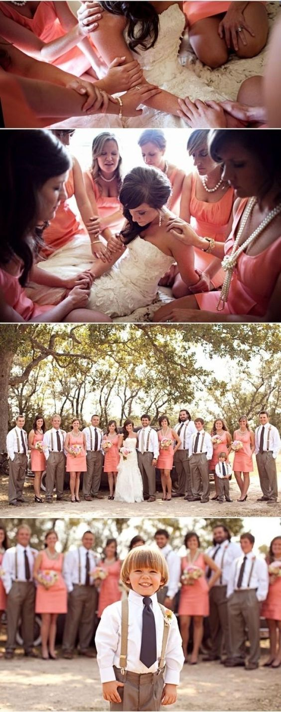 coral-1 Trend Forecasting: Top 15 Expected Wedding Color Ideas for 2019