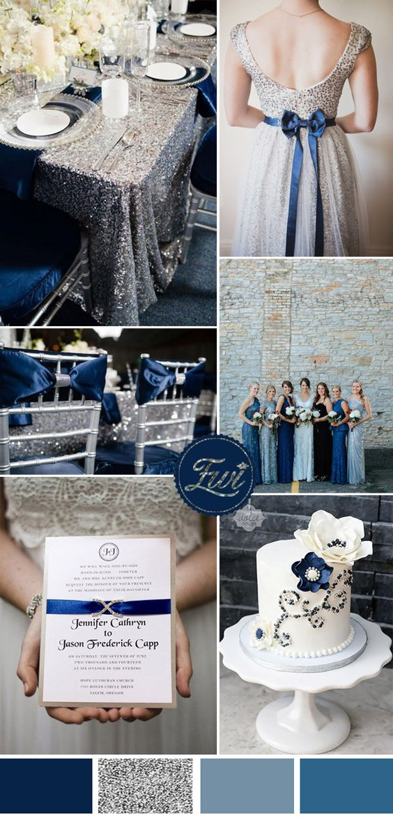 e34ab486594b85df4db654b580f9e4cc Trend Forecasting: Top 15 Expected Wedding Color Ideas for 2019