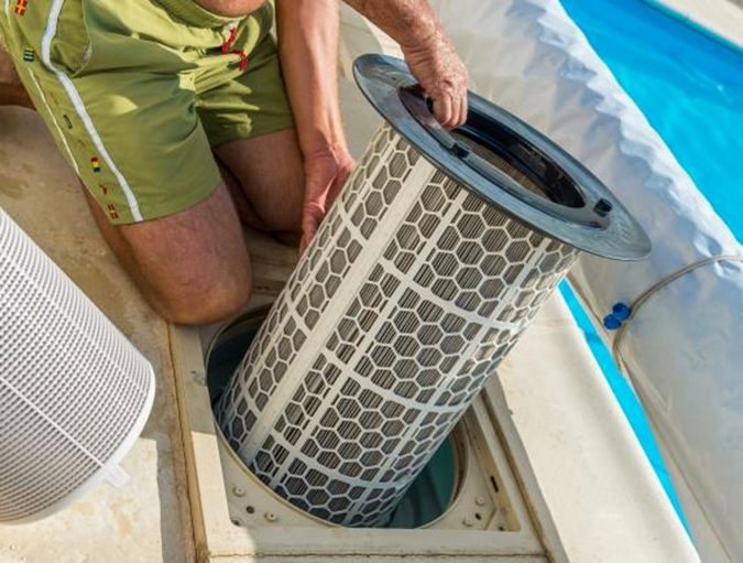 filteraction-675x511 Top 15 Must-Follow Pool Maintenance Tips