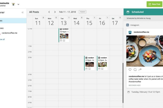instagram-Scheduling-posts-675x450 How to Automate Your Instagram And Get More Followers