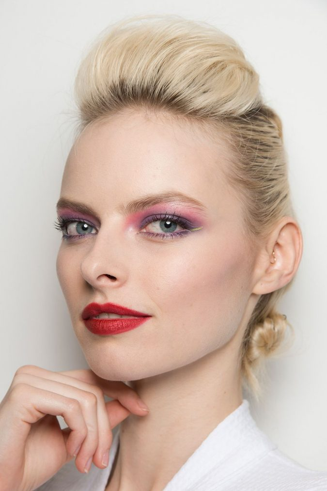 makeup-couture-fashion-week-beauty-ralph-e-russo-675x1013 Top 10 Wedding Makeup Trends for Brides in 2019