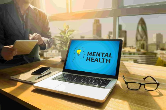 mental-health-on-a-laptop-675x450 5 Reasons to Consider Online Therapy for Treating Mental Health