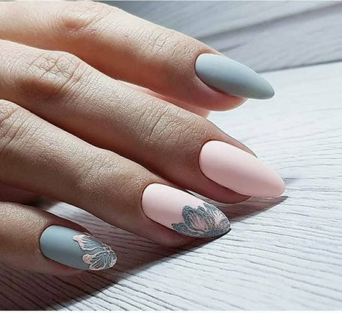 nail-art-design-3-1-675x617 60+ Most Fabulous Winter Nail Design Ideas This Year