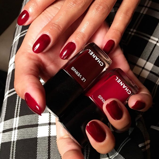 nail-art-polished-nails-675x675 60+ Most Fabulous Winter Nail Design Ideas This Year