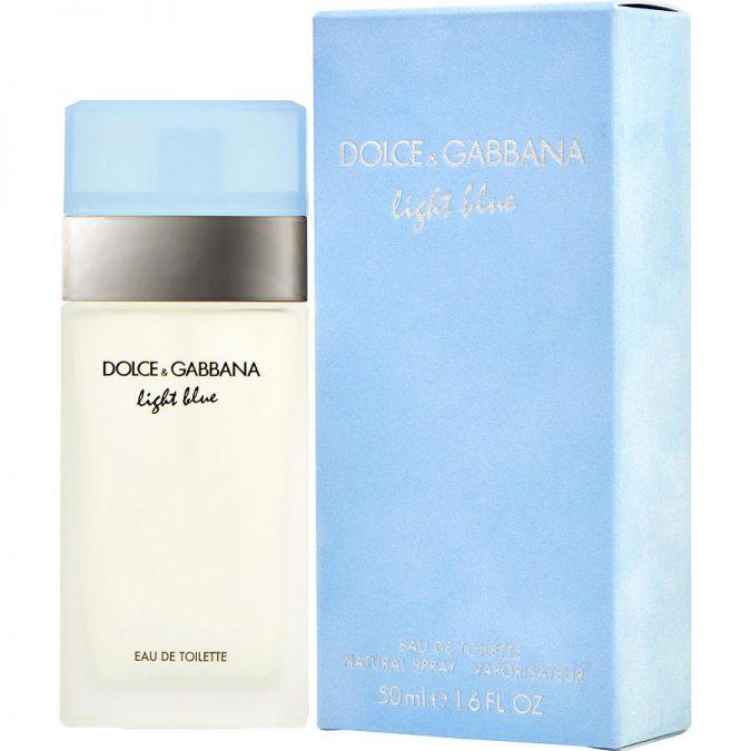 perfume-Dolce-Gabbana-Light-Blue-675x675 15 Stunning Fragrances for Women in 2020