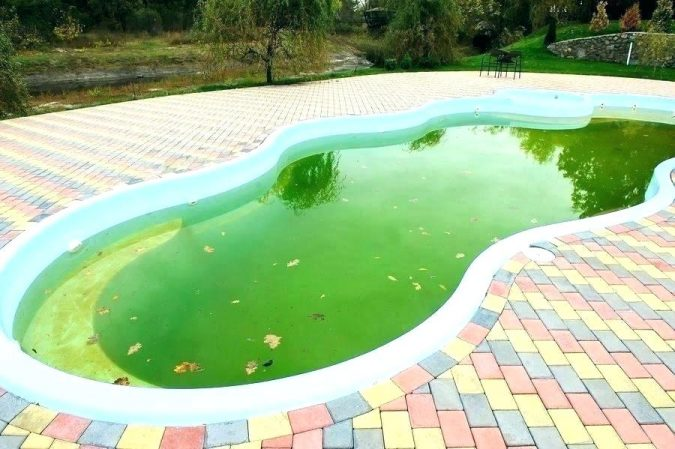 pool-still-green-after-shock-pool-water-is-green-pool-still-green-after-shock-pool-still-green-after-shock-and-clean-pool-turned-green-after-shock-treatment-675x449 Top 15 Must-Follow Pool Maintenance Tips