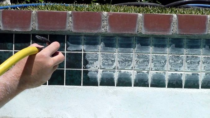 pool-tile-cleaning-675x380 Top 15 Must-Follow Pool Maintenance Tips