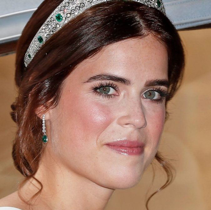 princess-eugenie-wedding-beauty-e1546850806236-675x674 Top 10 Wedding Makeup Trends for Brides in 2019