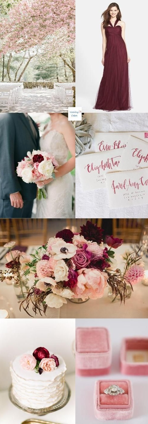smitten..-1 Trend Forecasting: Top 15 Expected Wedding Color Ideas for 2019