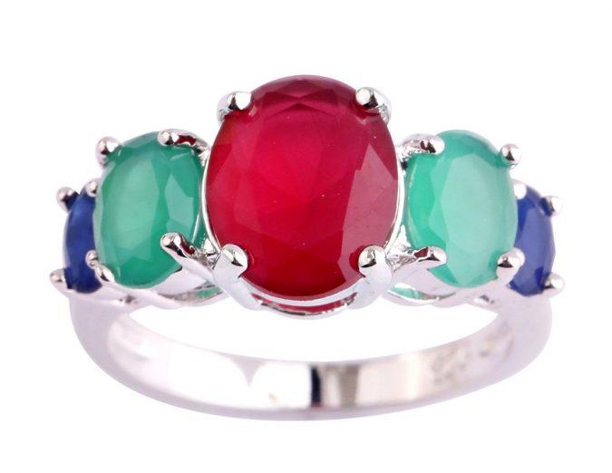 sterling-silver-ring-2-675x522 60+ Stellar Sterling Silver Rings for Women