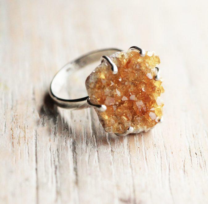sterling-silver-ring-5-675x661 60+ Stellar Sterling Silver Rings for Women