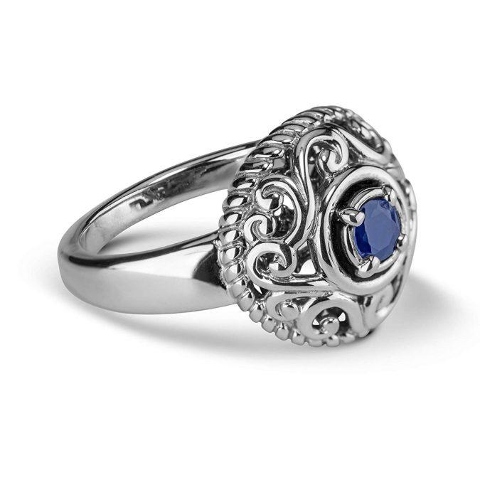 sterling-silver-ring-7-675x675 60+ Stellar Sterling Silver Rings for Women