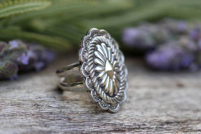 sterling-silver-ring-9-675x450 60+ Stellar Sterling Silver Rings for Women