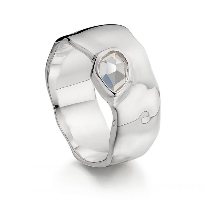 sterling-silver-ring-Monica-Vinader-3-675x671 60+ Stellar Sterling Silver Rings for Women