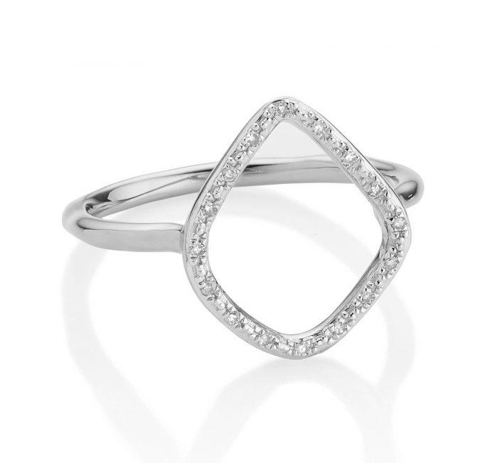 sterling-silver-ring-Monica-Vinader-675x652 60+ Stellar Sterling Silver Rings for Women
