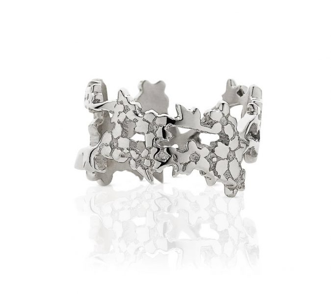 sterling-silver-ring-cherry-blossom-ring-675x599 60+ Stellar Sterling Silver Rings for Women