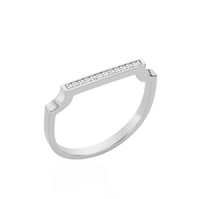 sterling-silver-ring-with-diamond-Monica-Vinader-675x681 60+ Stellar Sterling Silver Rings for Women