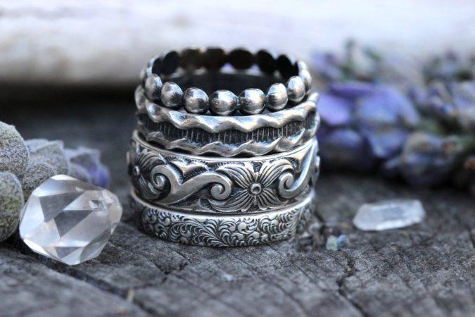 sterling-silver-rings-675x450 60+ Stellar Sterling Silver Rings for Women