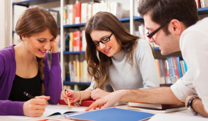 university-library-students-foundation-year-course-675x394 6 Main Advantages of Your Foundation Year