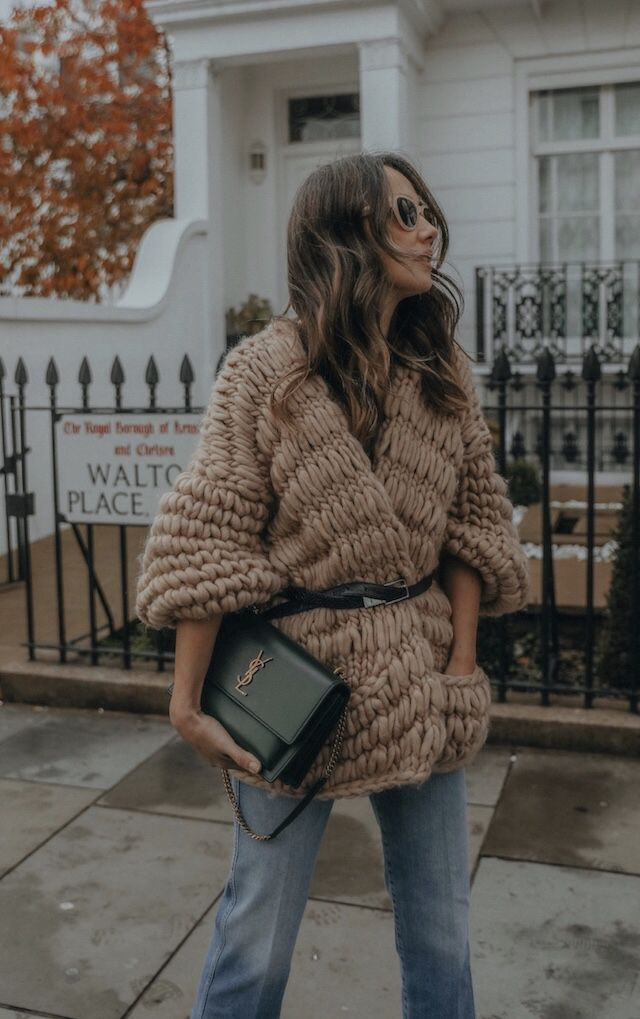 winter-outfir-knitwear 70+ Elegant Winter Outfit Ideas for Business Women in 2019