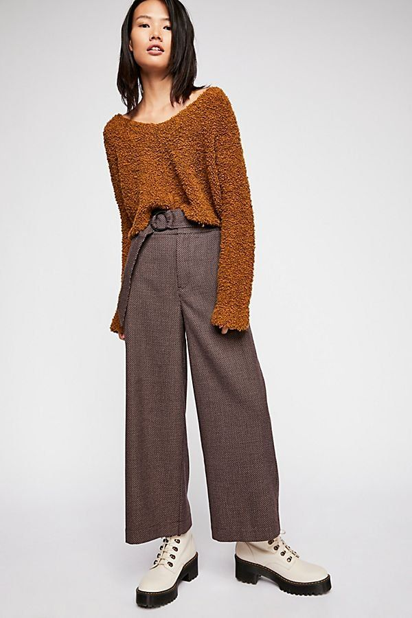 winter-outfit-with-different-textures-3 70+ Elegant Winter Outfit Ideas for Business Women