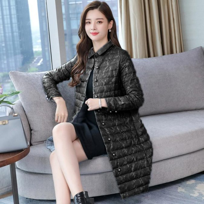 women-outfit-Coat-675x675 70+ Elegant Winter Outfit Ideas for Business Women