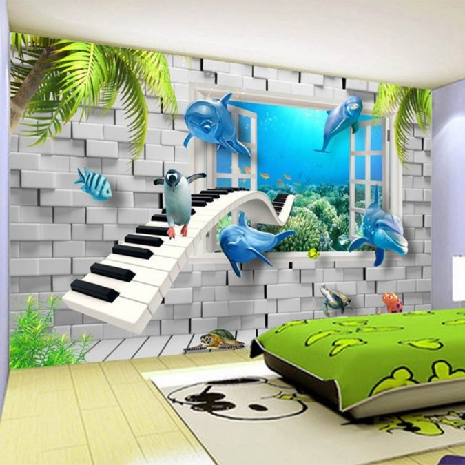 3D-wall-sticker-le-décor-design-look.-675x675 15 Simple Décor Tips to Make Your Kids' Room Look Attractive