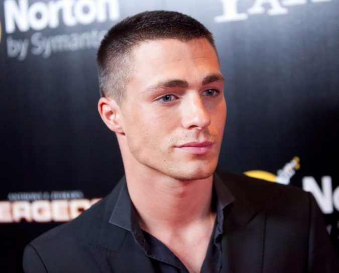 Buzz-cut-haircut-2-675x543 10 Best 2019 Men's Haircuts According to Face Shape