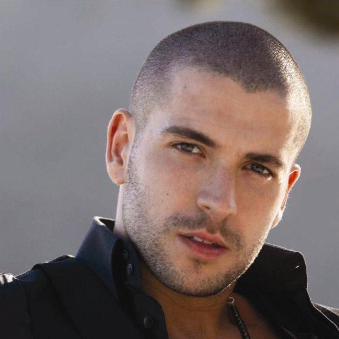 Buzz-cut-haircut-3-675x675 10 Best Men's Haircuts According to Face Shape in 2020