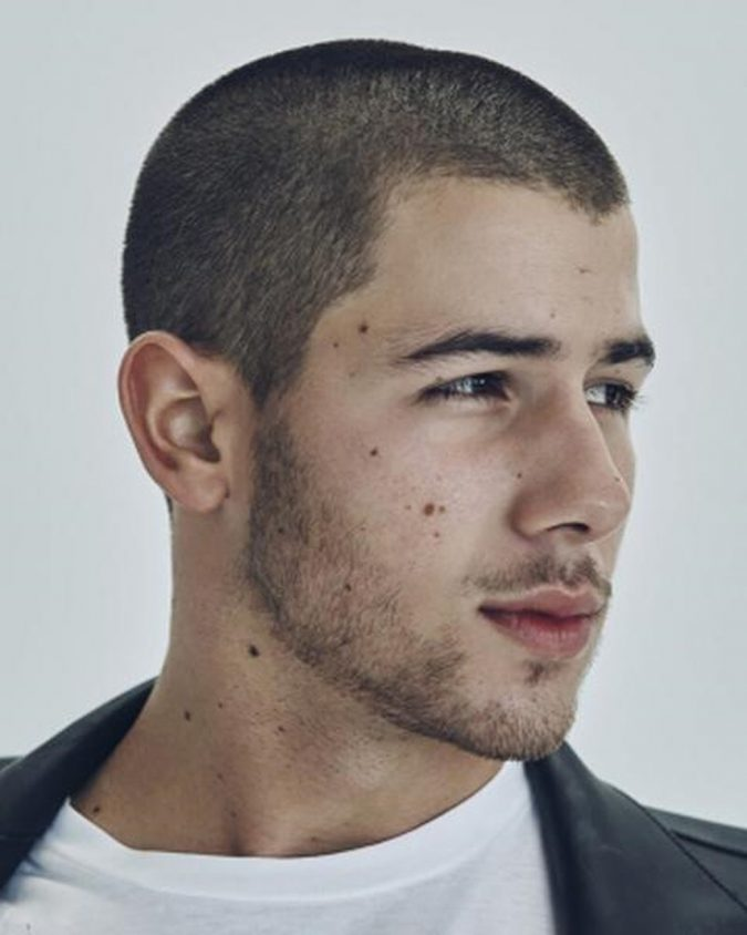 Buzz-cut-haircut-675x844 10 Best 2019 Men's Haircuts According to Face Shape