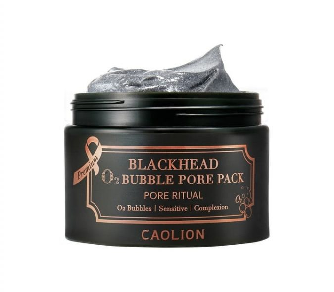 Caolion-Premium-Blackhead-O2-Bubble-Pore-Pack-675x592 7 Amazing Skin Care Gifts for Your Loved One Under $100