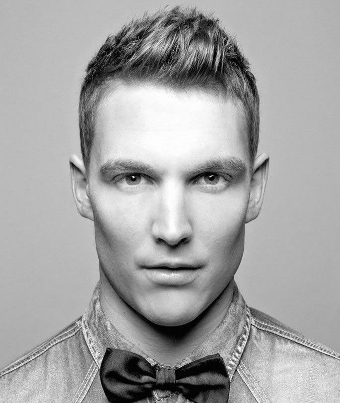 Faux-Hawk-haircut-3-2-675x800 10 Best Men's Haircuts According to Face Shape in 2020