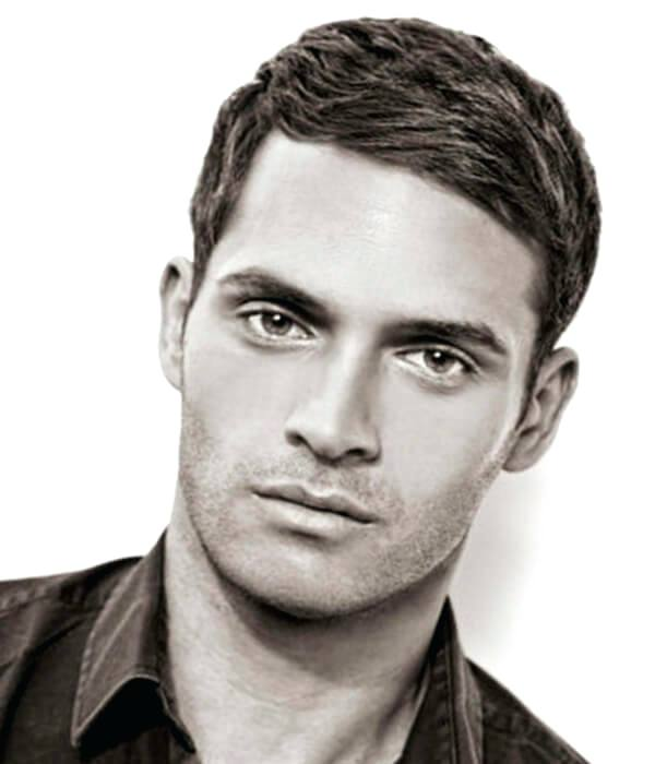 French-crop-haircut-2 10 Best Men's Haircuts According to Face Shape in 2020